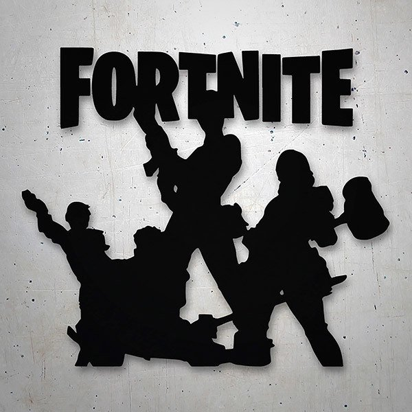 Wall Stickers: Fortnite: Save the world