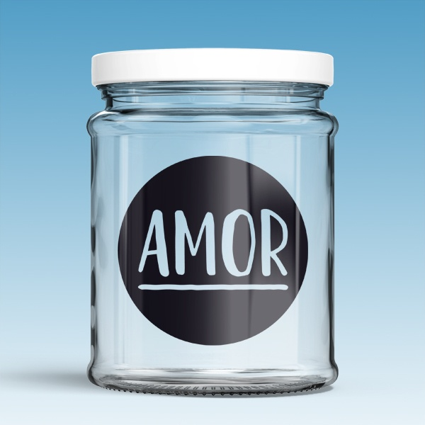 Wall Stickers: Amor