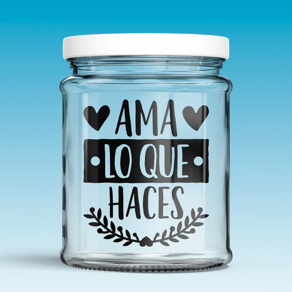 Wall Stickers: Ama lo que haces
