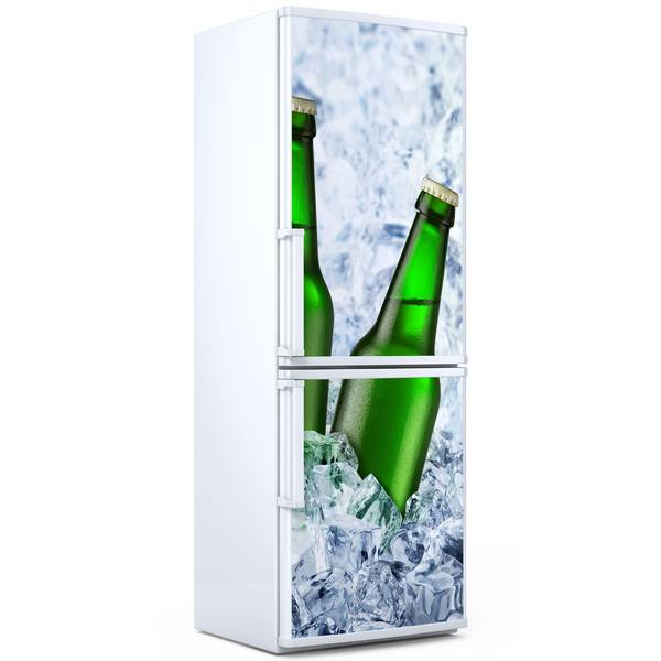 Wall Stickers: Iced beers