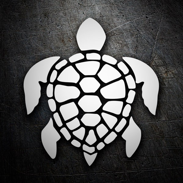 Wall Stickers: Turtle Surf