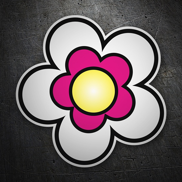 Wall Stickers: Flower