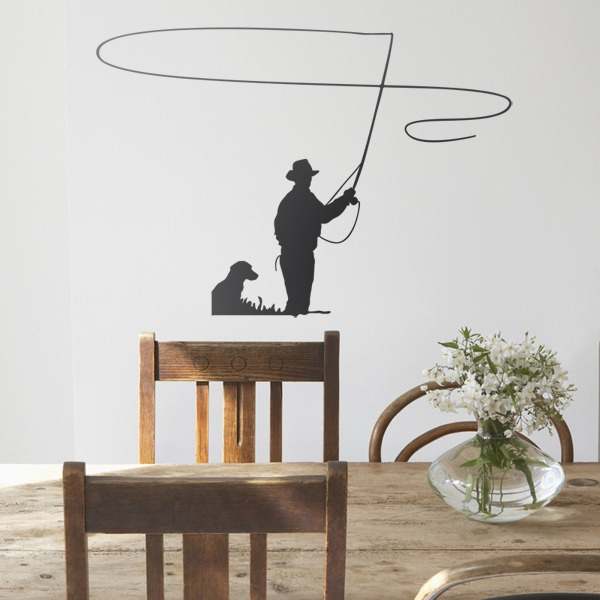 Wall Stickers: Fisheries 07