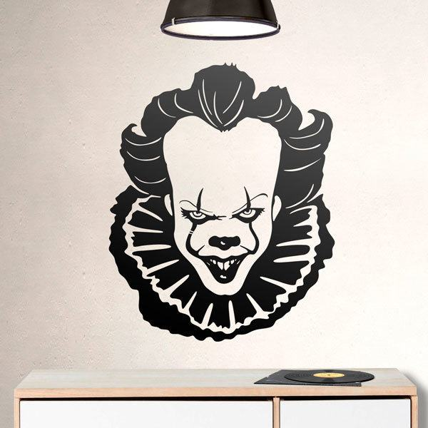 Wall Stickers: Pennywise (It)