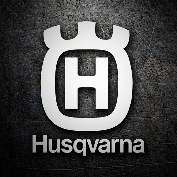 Car & Motorbike Stickers: Husqvarna 1