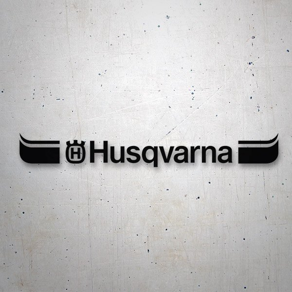 Car & Motorbike Stickers: Husqvarna 3