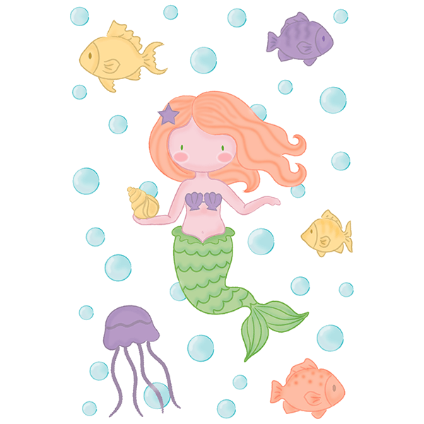 Stickers for Kids: Siren