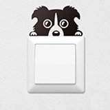 Wall Stickers: Puppy 2