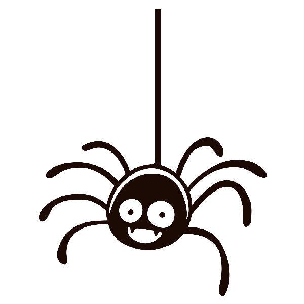 Wall Stickers: Spider