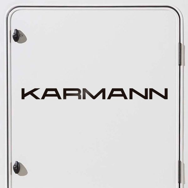 Car & Motorbike Stickers: Karmann 2