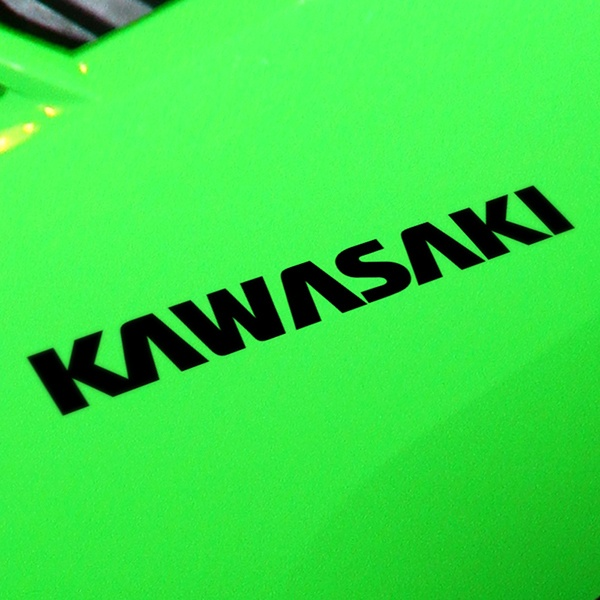 Car & Motorbike Stickers: Kawasaki