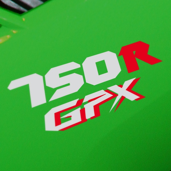 Car & Motorbike Stickers: GPX750R