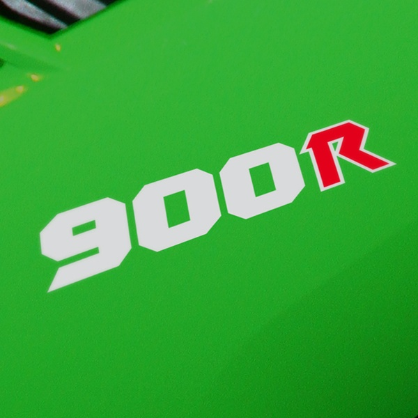 Car & Motorbike Stickers: GPZ900R, 900R