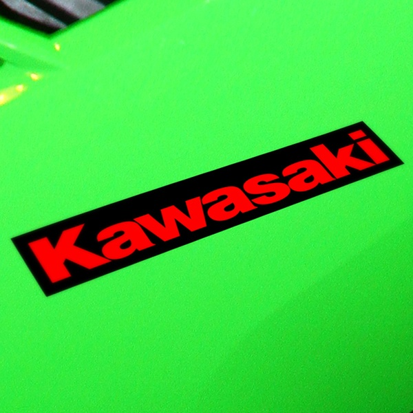 Car & Motorbike Stickers: GPZ600R, KAWASAKI