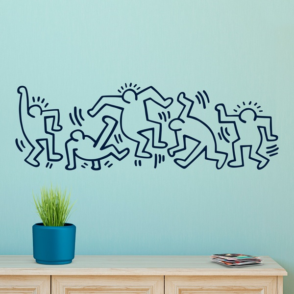 Wall Stickers: Breakdance