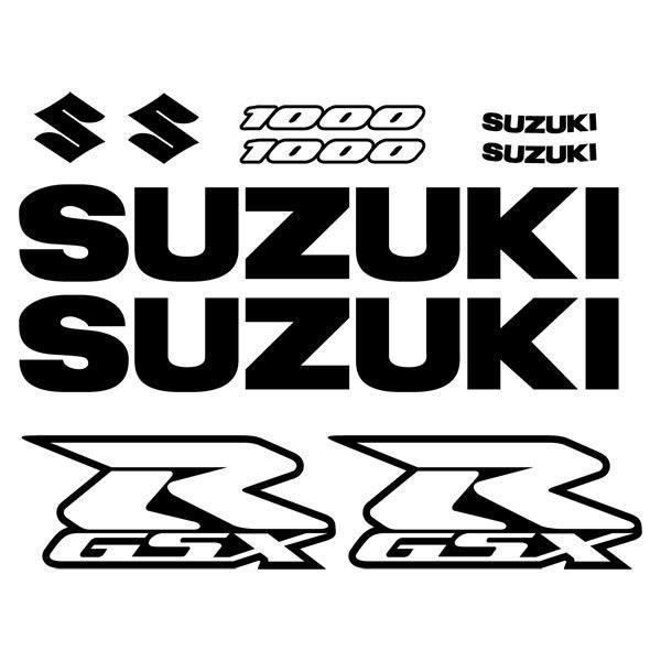 Car and Motorbike Stickers: GSXR1000 2004