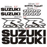 Car & Motorbike Stickers: GSX-R1000 2