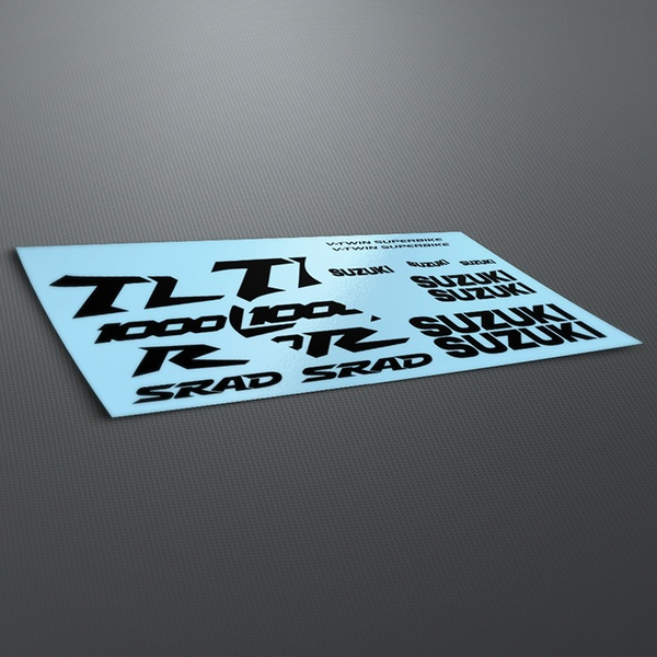 Car & Motorbike Stickers: TL 1000R V-twin