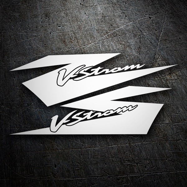 Car & Motorbike Stickers: V-Strom