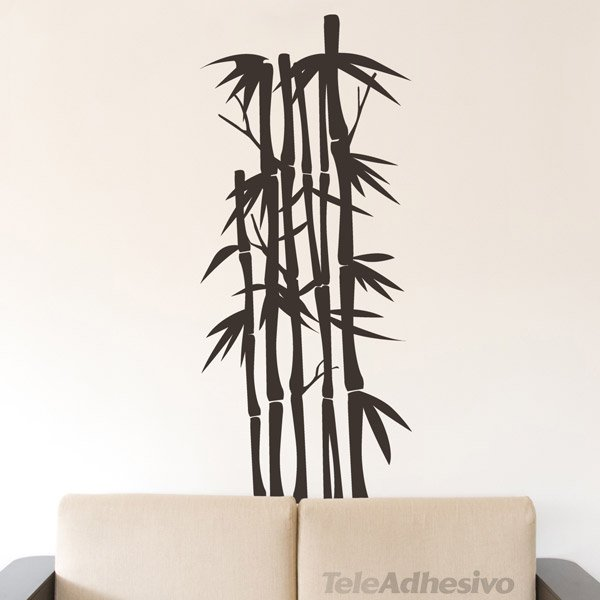Wall Stickers: Floral Olyreae