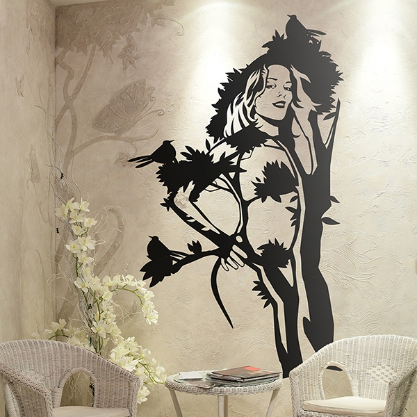 Wall Stickers: Natura