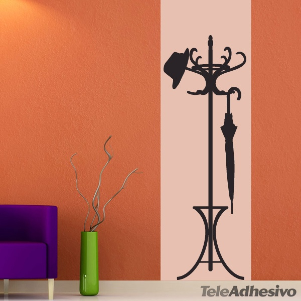 Wall Stickers: classic Coat