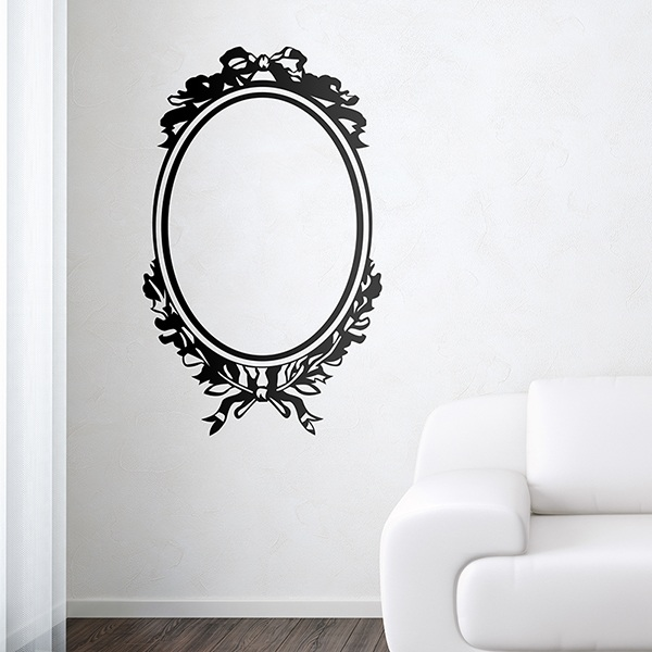 Wall Stickers: mirror