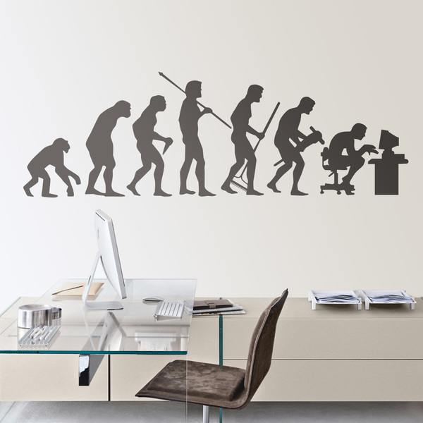 Wall Stickers: Evolution PC