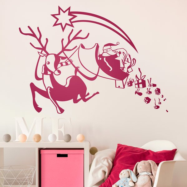 Wall Stickers: Trineo