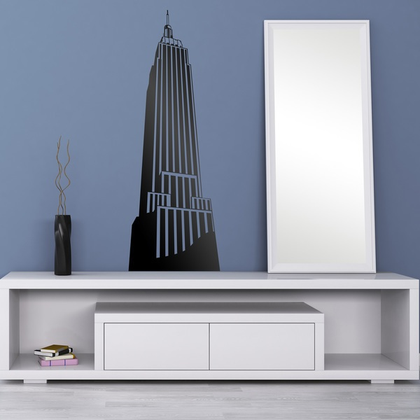 Wall Stickers: Skyscraper