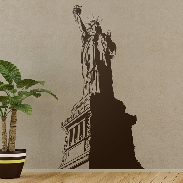 Wall Stickers: The Statue of Liberty