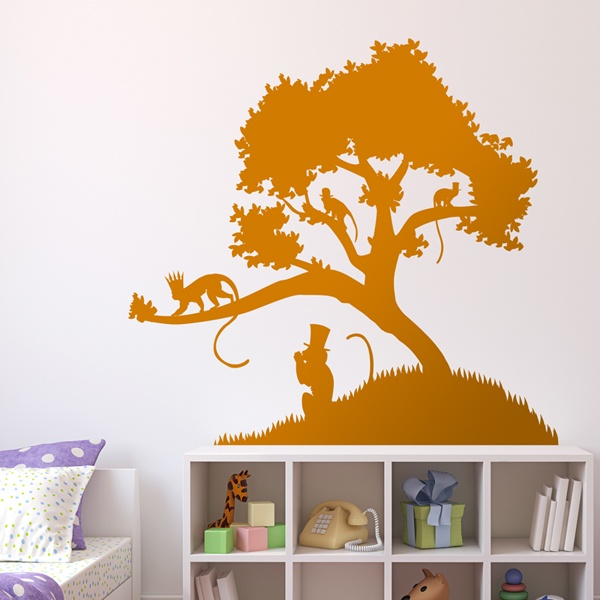 Wall Stickers: monkey king