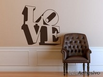 Wall Stickers: Love 2