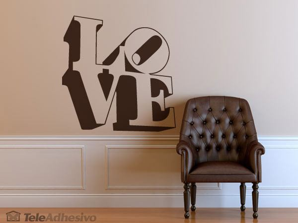 Wall Stickers: Love