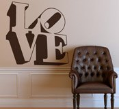 Wall Stickers: Love 3