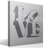 Wall Stickers: Love 4