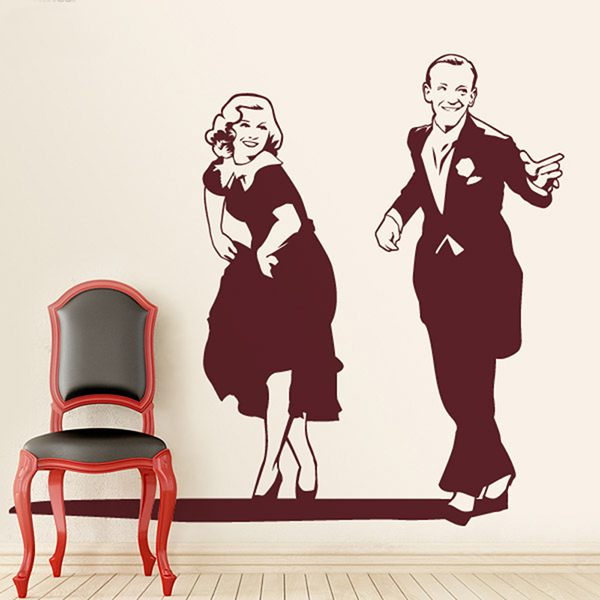 Wall Stickers: dance partner