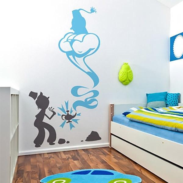 Wall Stickers: Aladdin