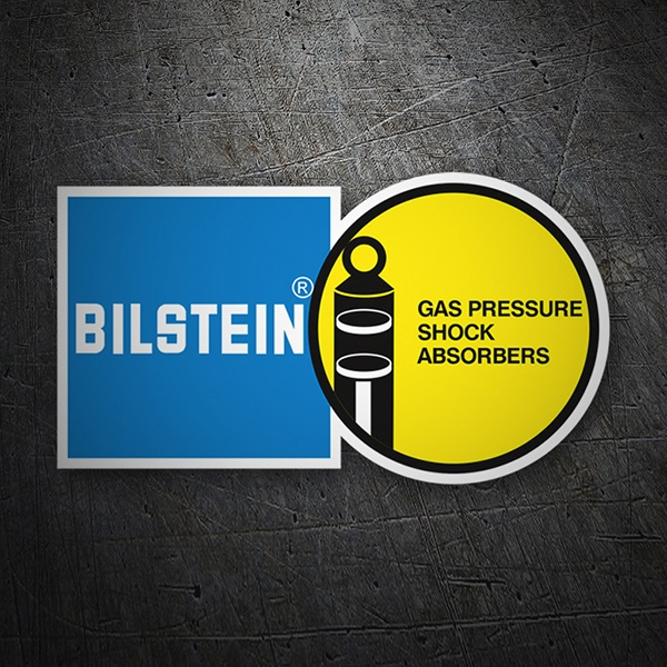 Car & Motorbike Stickers: Bistein