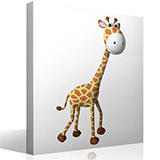 Stickers for Kids: Giraffe child 3
