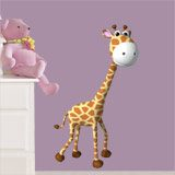 Stickers for Kids: Giraffe child 4