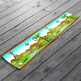 Stickers for Kids: Wall Border dinosaurs 3