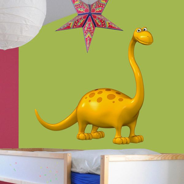 Stickers for Kids: Diplodocus
