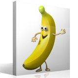 Stickers for Kids: Banana 4