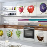 Stickers for Kids: Red apple 3