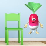 Stickers for Kids: Radishes 5