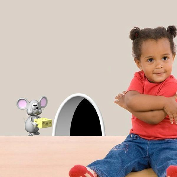 Stickers for Kids: The Perez mouse