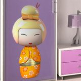Stickers for Kids: Doll Kokeshi Hijioro 3