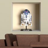 Wall Stickers: R2-D2 niche 3
