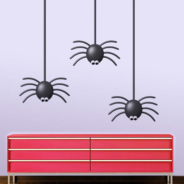 Stickers for Kids: Spiders